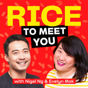 Support my podcast Rice to Meet You on Patreon!